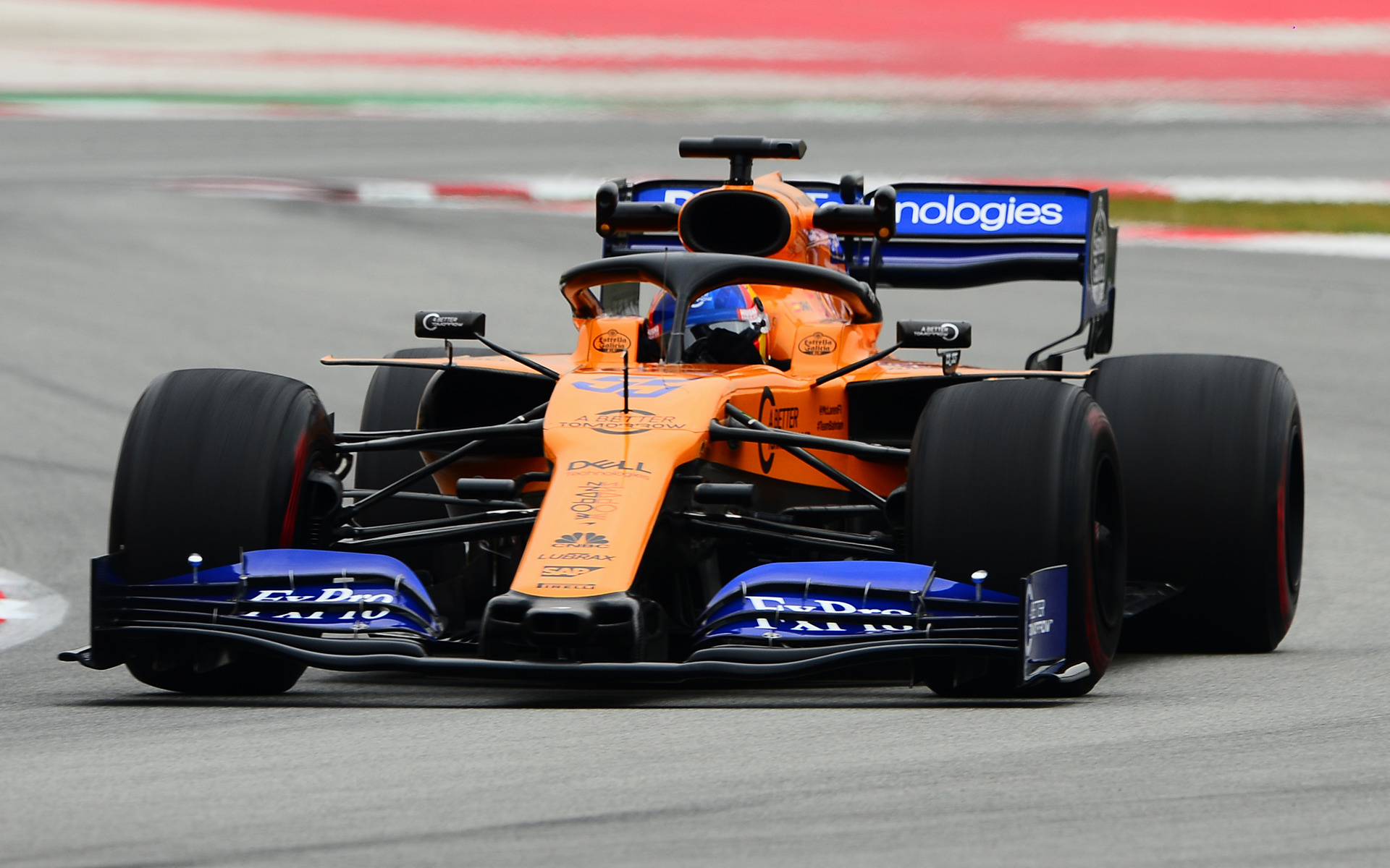 F1 Car Pictures Wallpaper 2019 Mclaren Mcl34 Wallpapers And Hd Images Car Pixel