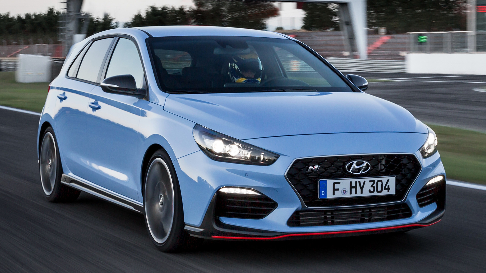 Hyundai I30 N 2017 Wallpapers And HD Images Car Pixel