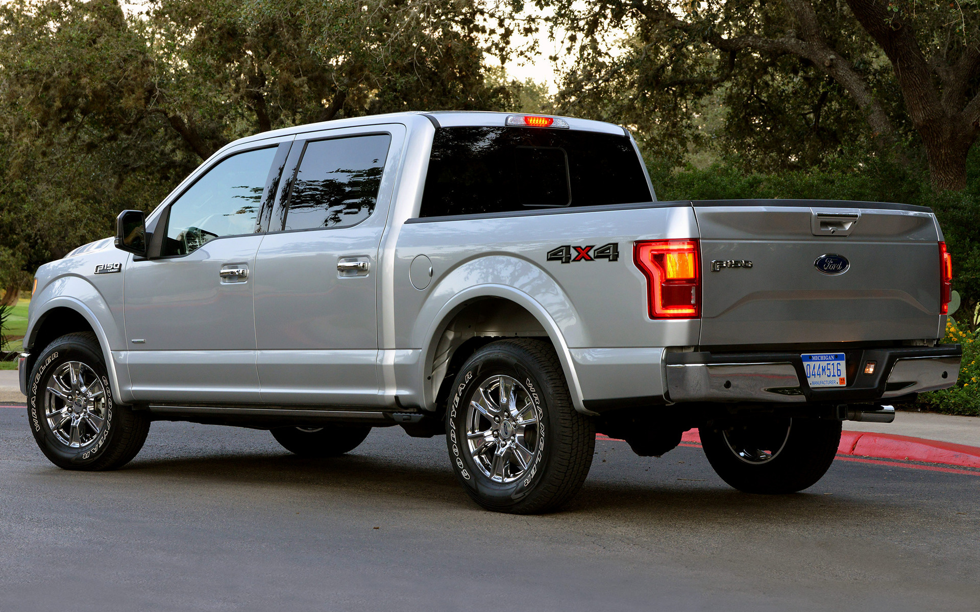2015 Ford F 150 Lariat Supercrew Wallpapers And Hd