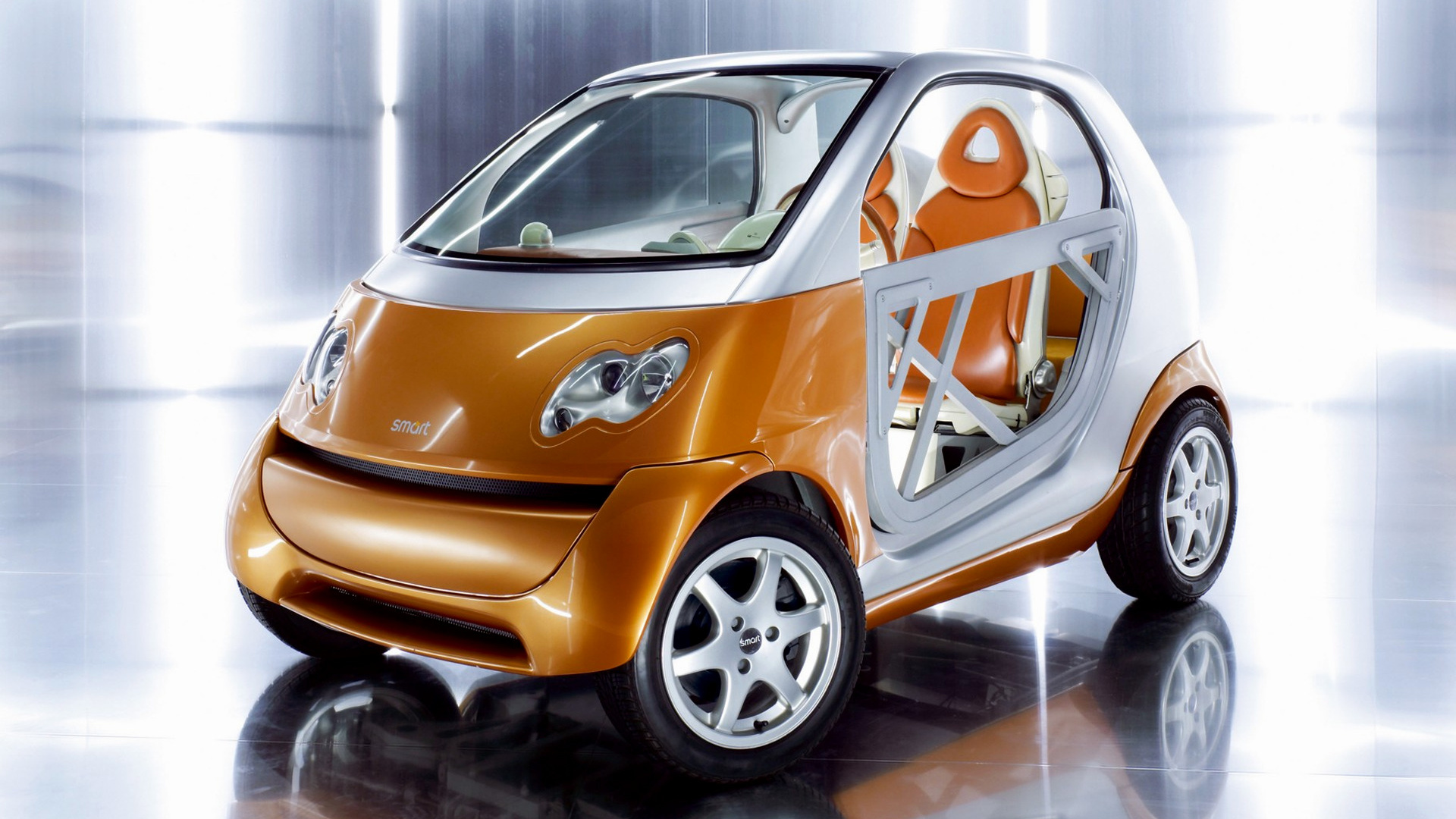 Lotus Car Hd Wallpapers Smart Paris Concept 1996 Wallpapers And Hd Images Car