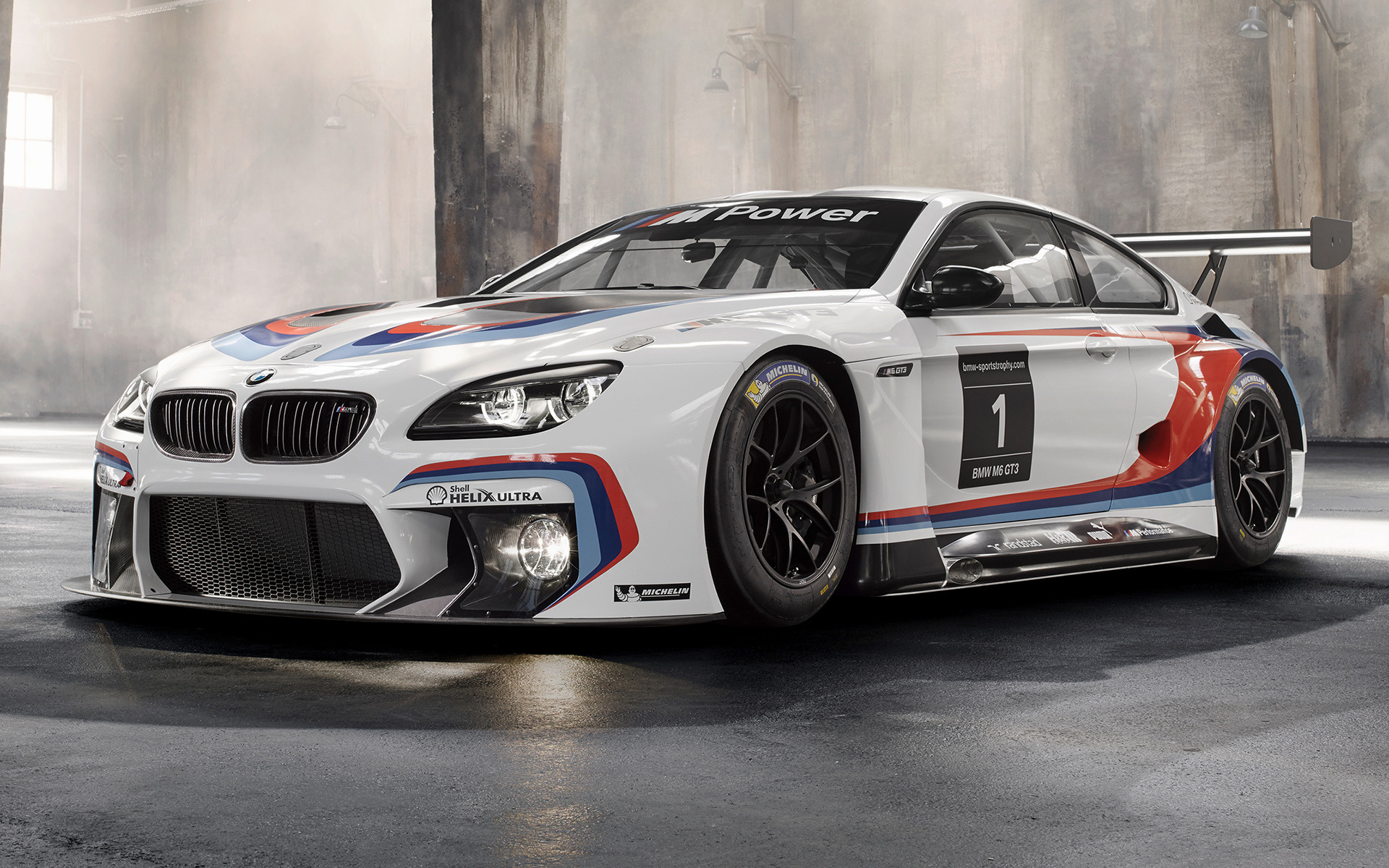 Widebody Cars Wallpaper 2015 Bmw M6 Gt3 Wallpapers And Hd Images Car Pixel
