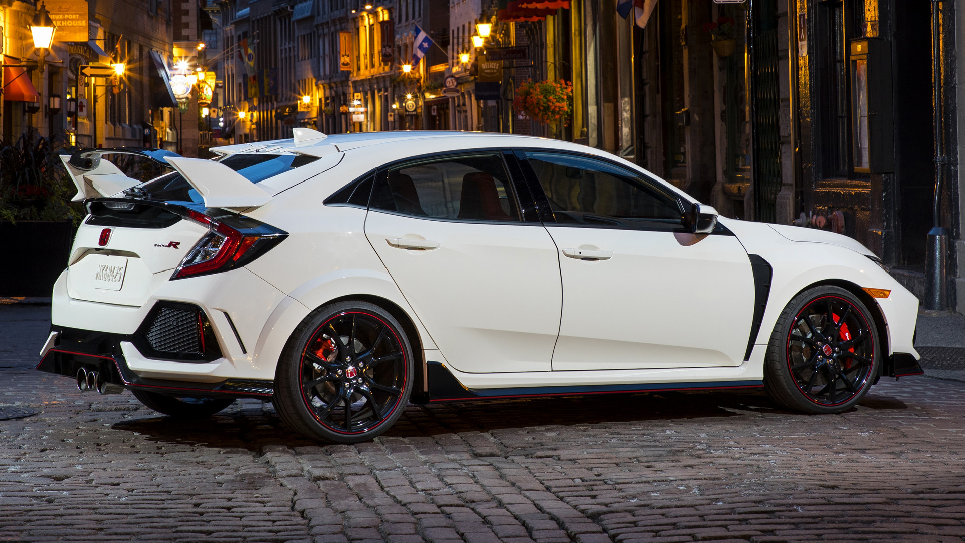 2018 Honda Civic Type R US Wallpapers And HD Images