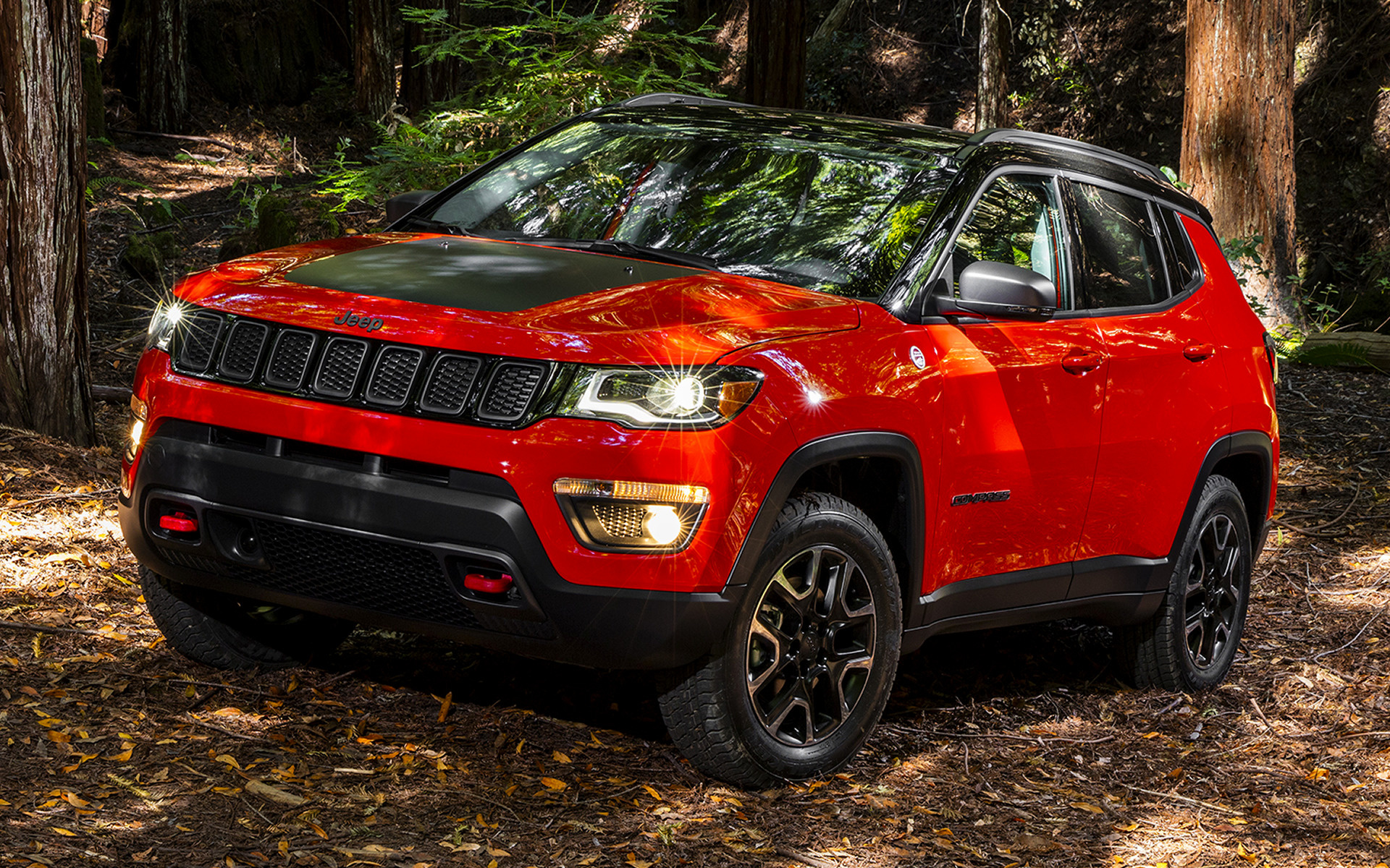 Hd Car Wallpapers Subaru Jeep Compass Trailhawk 2017 Wallpapers And Hd Images