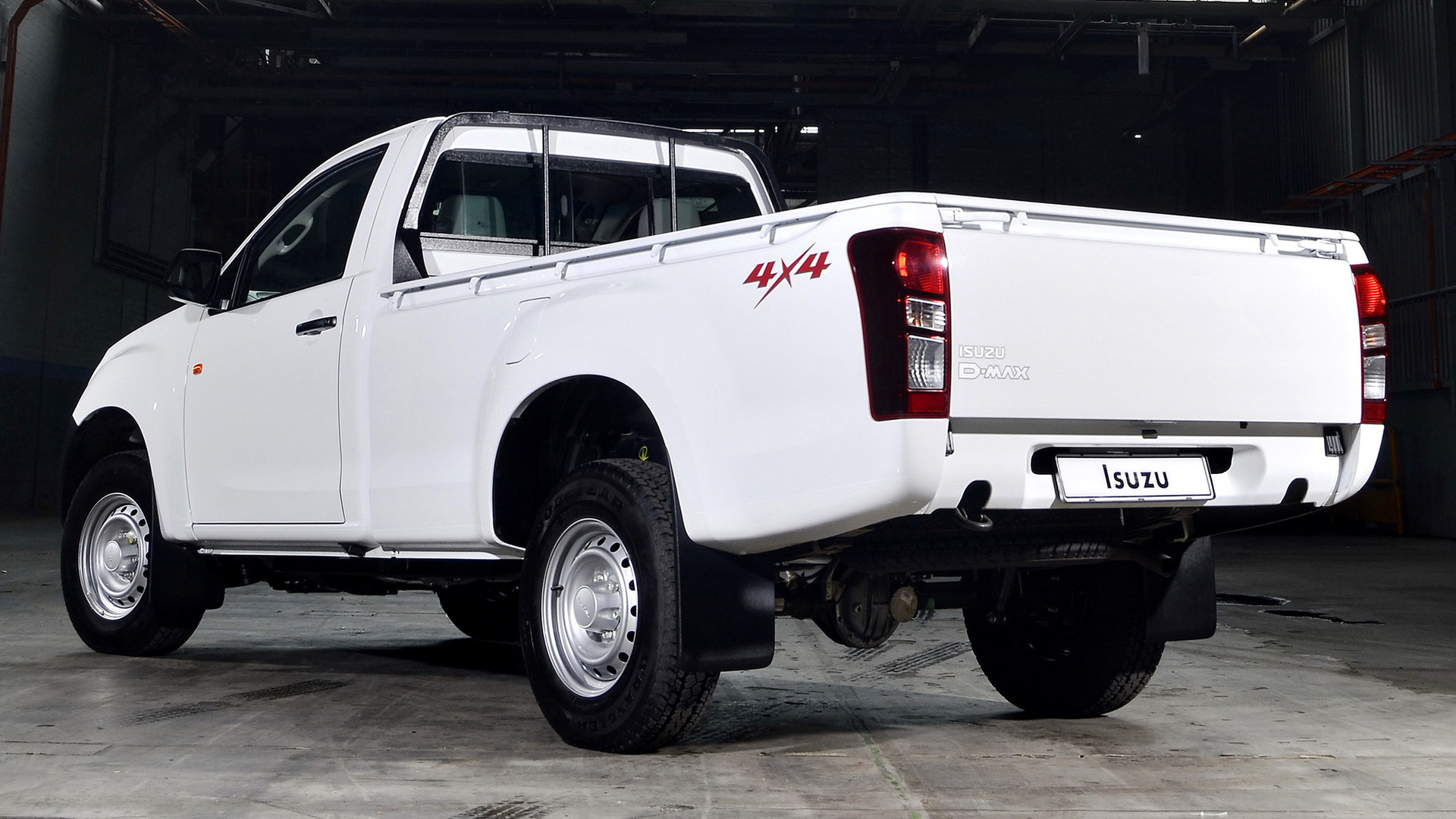 2012 Isuzu D Max Single Cab Wallpapers And Hd Images