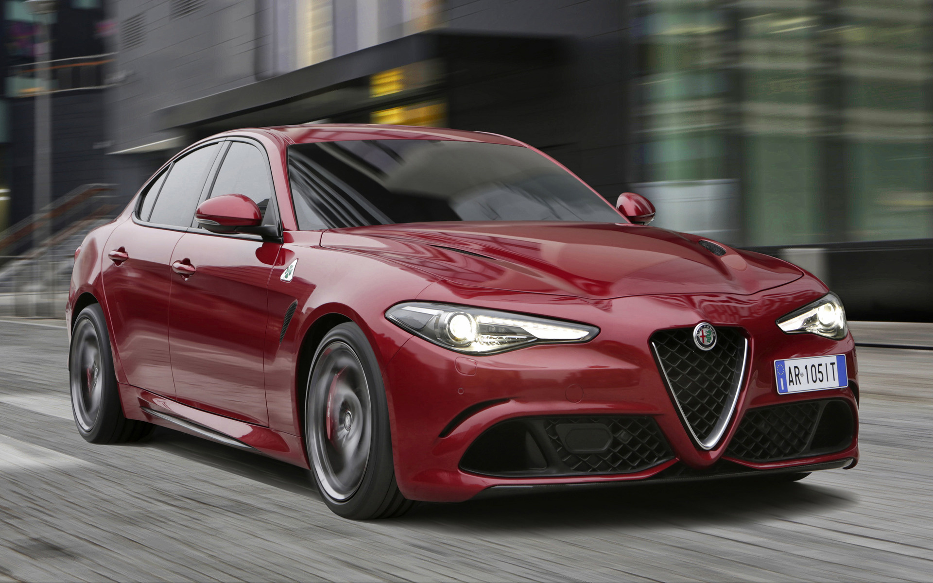 Hd Car Wallpapers Subaru 2016 Alfa Romeo Giulia Quadrifoglio Wallpapers And Hd