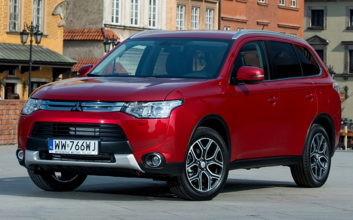 mitsubishi outlander (2014) wallpapers and hd images - car pixel