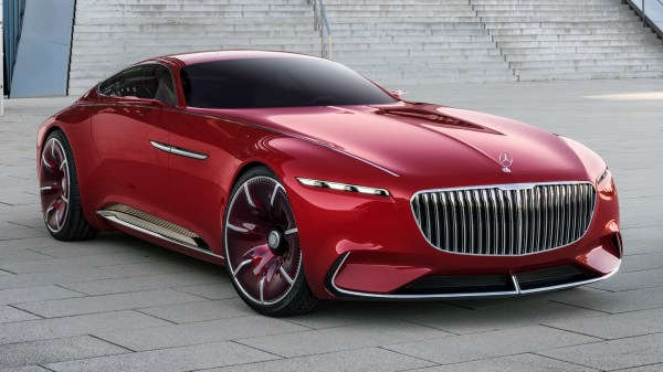 2016 Vision Mercedes-maybach 6 - Wallpapers And Hd Car Pixel
