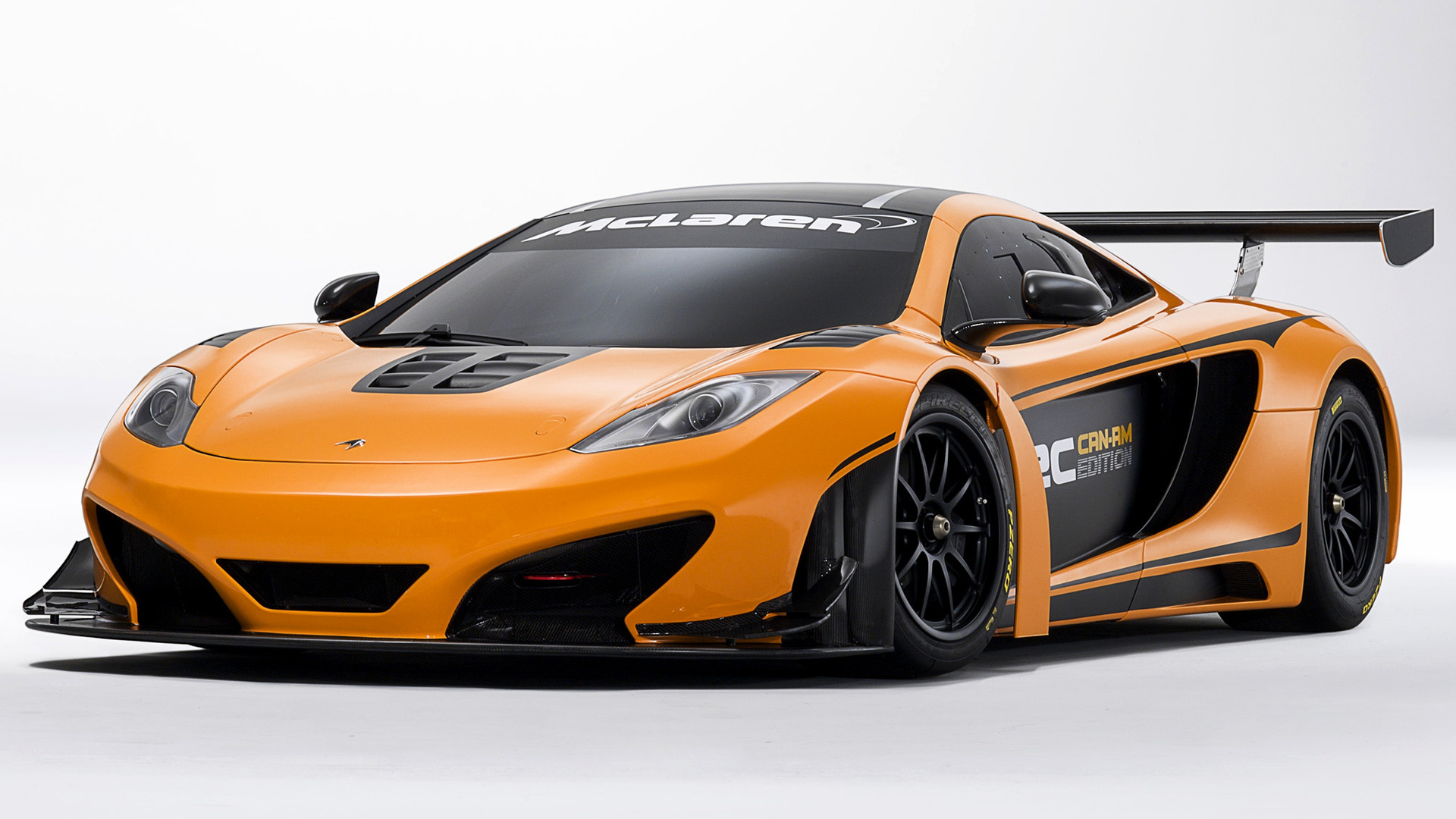 2012 Mclaren 12c Gt Can Am Edition Wallpapers And Hd Images Car