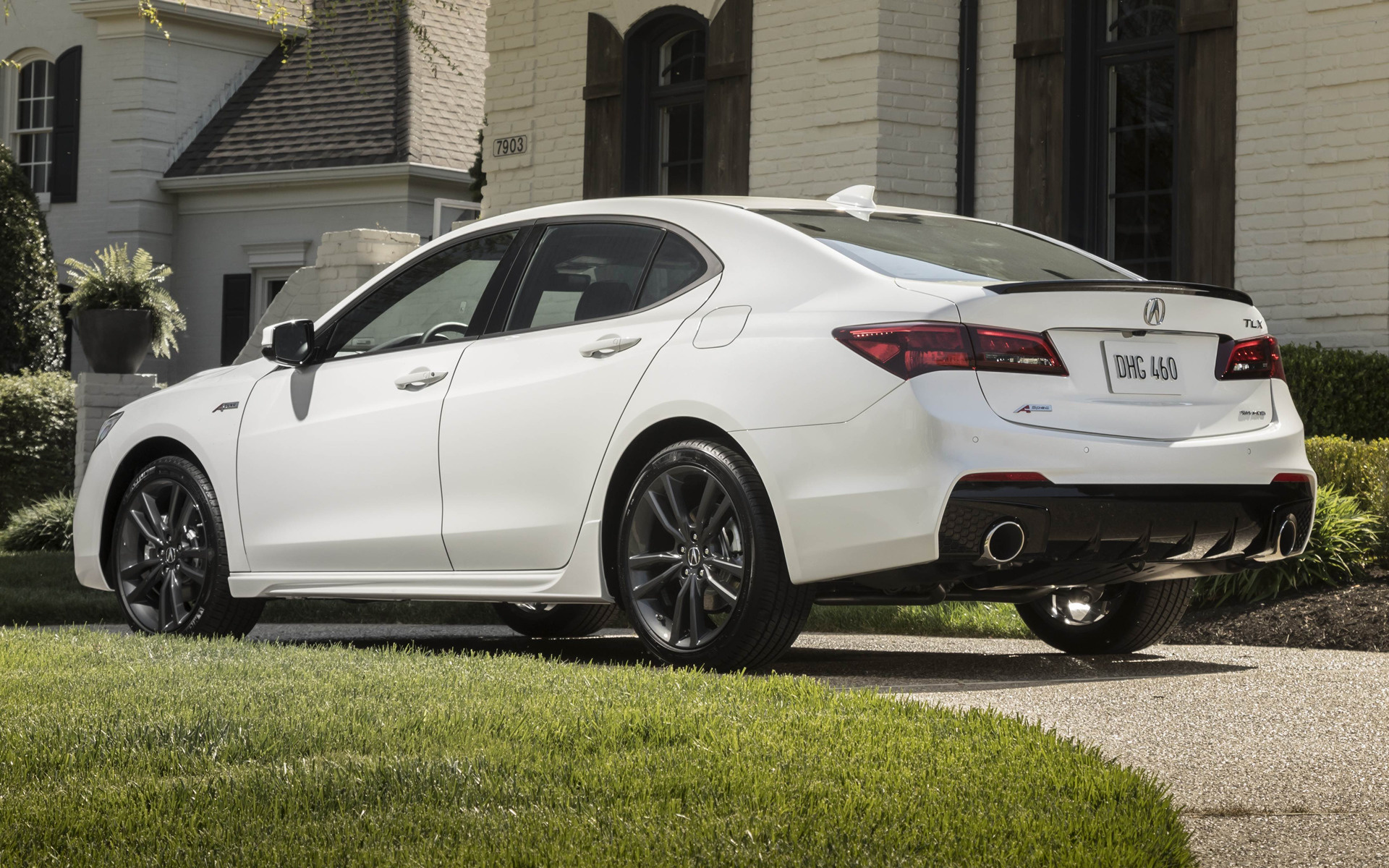 2018 Acura TLX A Spec Wallpapers And HD Images Car Pixel