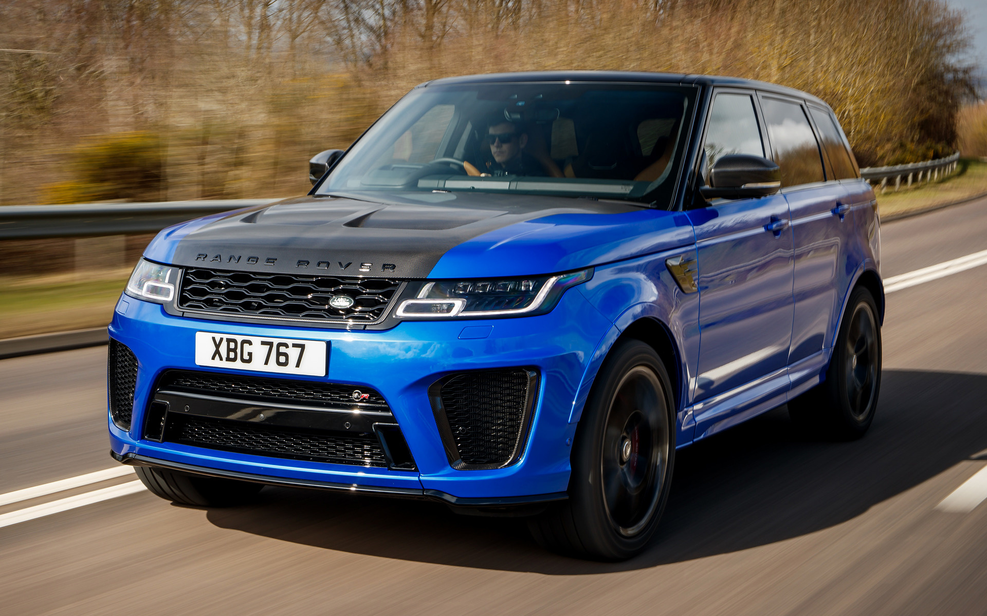 Lincoln Wallpaper Car 2018 Range Rover Sport Svr Uk Wallpapers And Hd Images