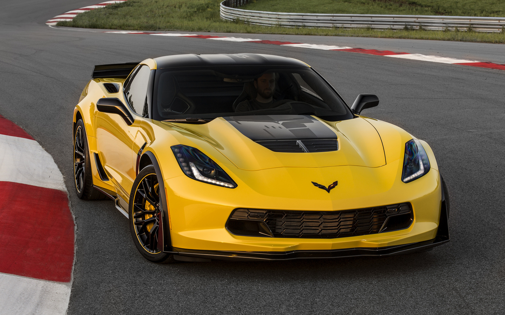 2016 Chevrolet Corvette Z06 C7r Edition Coupe Wallpapers And Hd