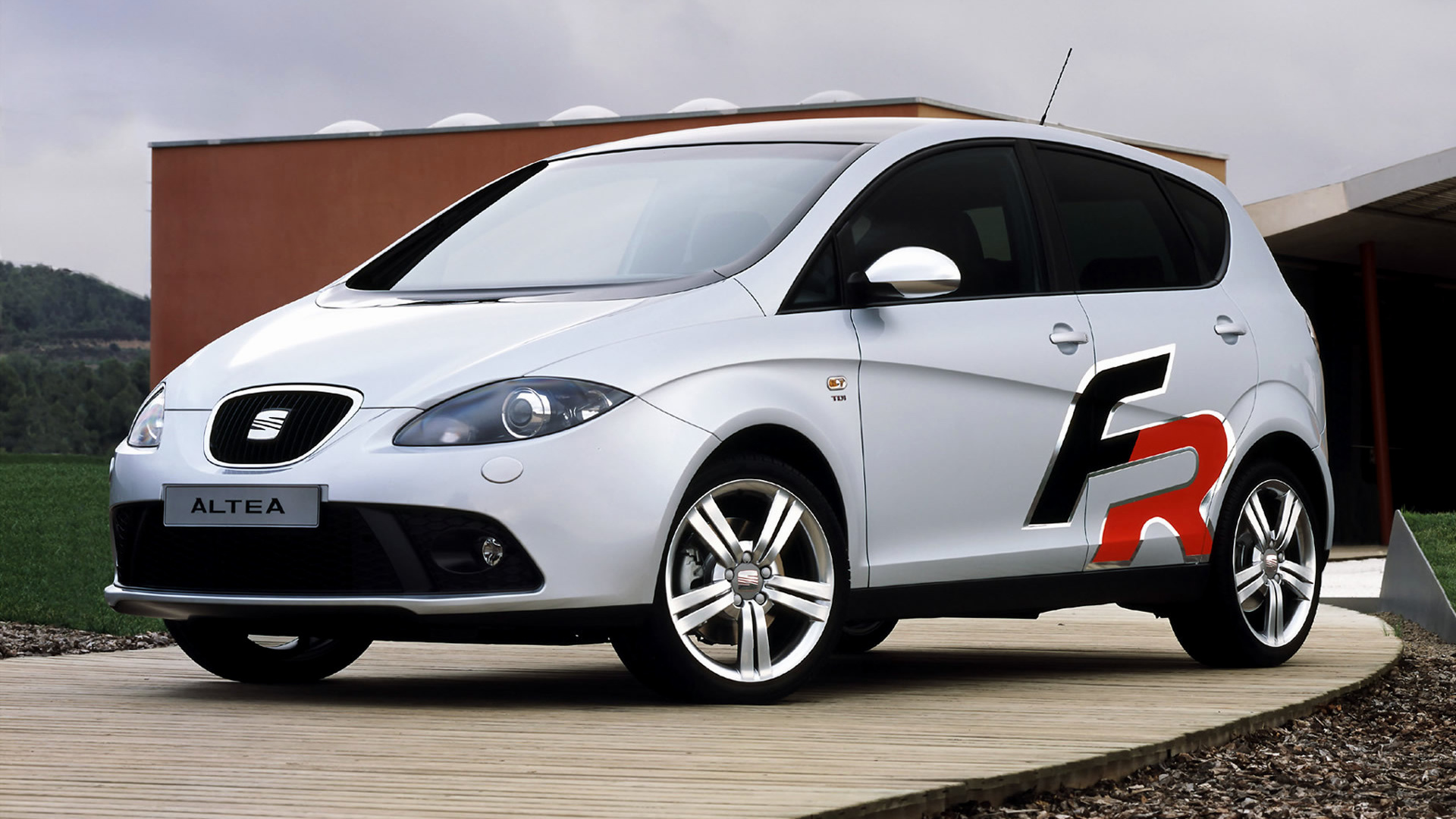 2005 Seat Altea Fr Concept Wallpapers And Hd Images