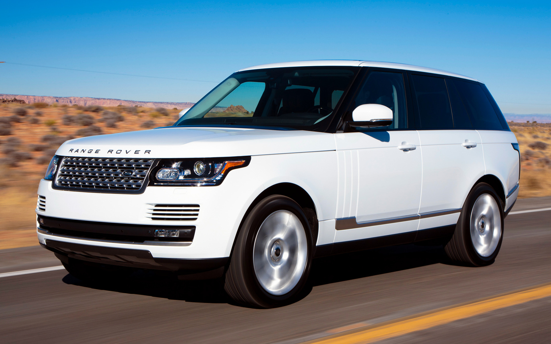 Range Rover Supercharged 2013 US Wallpapers and HD Car