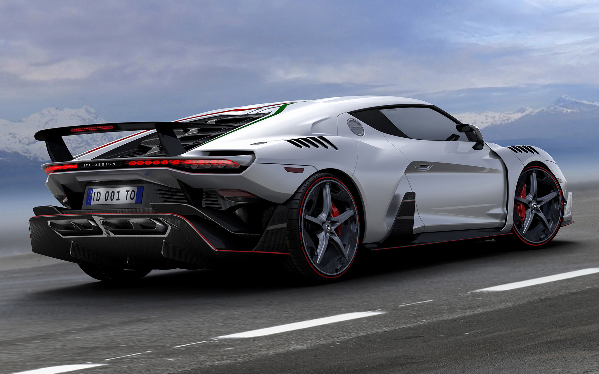2017 Italdesign Zerouno Wallpapers And Hd Images Car Pixel