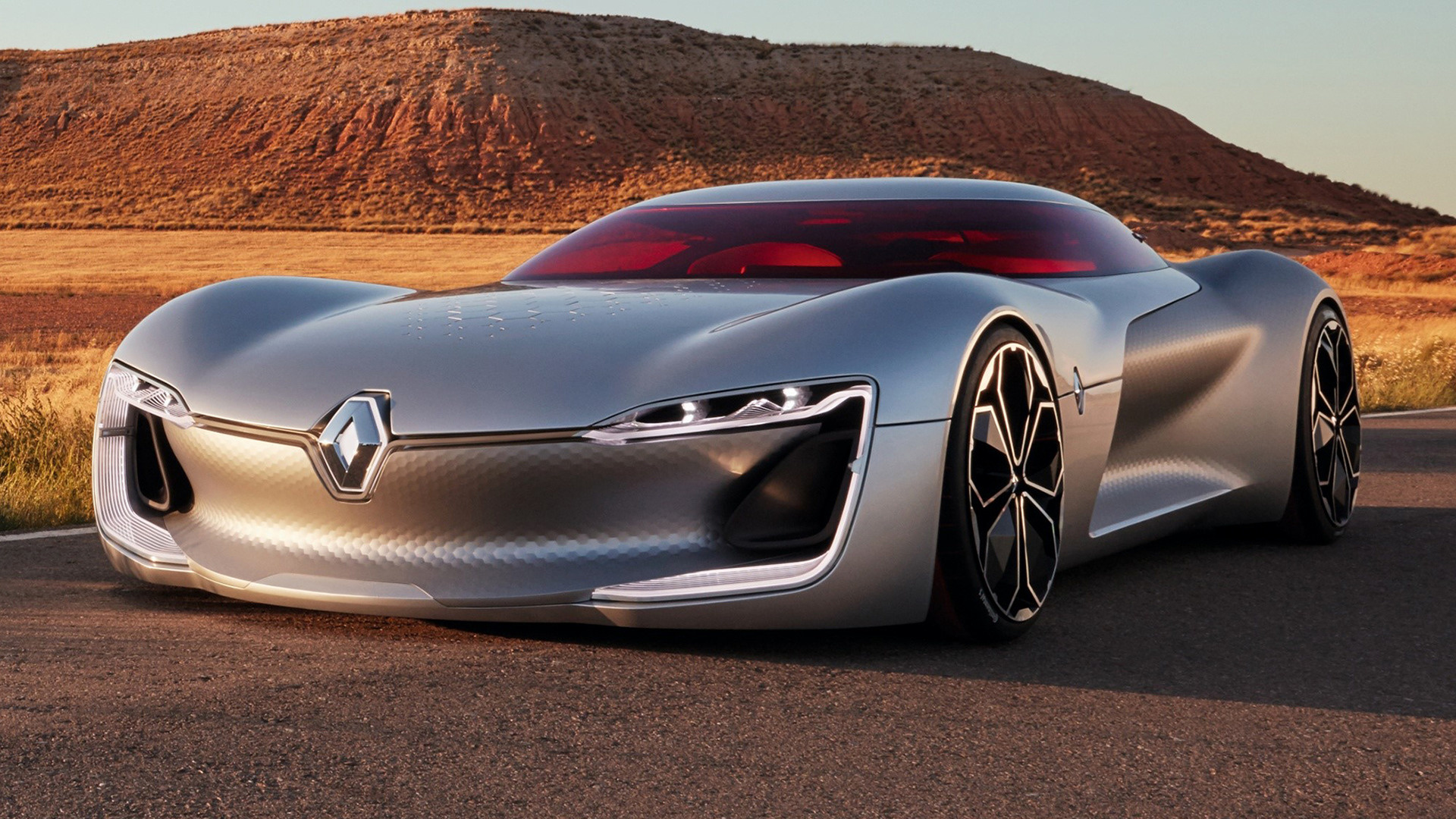 2016 Renault Trezor Concept Wallpapers And Hd Images