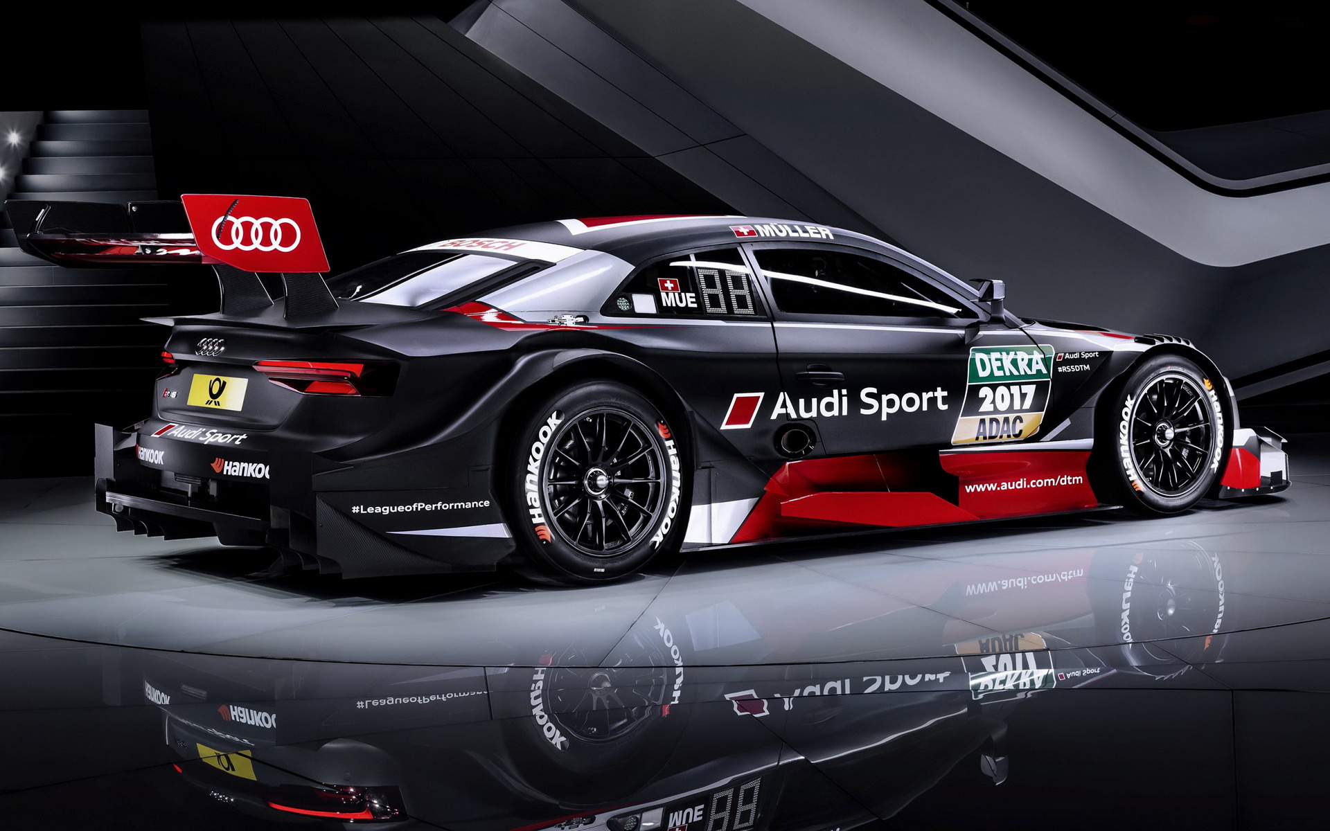 2017 Audi Rs 5 Dtm Wallpapers And Hd Images Car Pixel