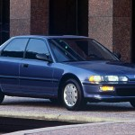 1992 Acura Integra Sedan Wallpapers And Hd Images Car Pixel