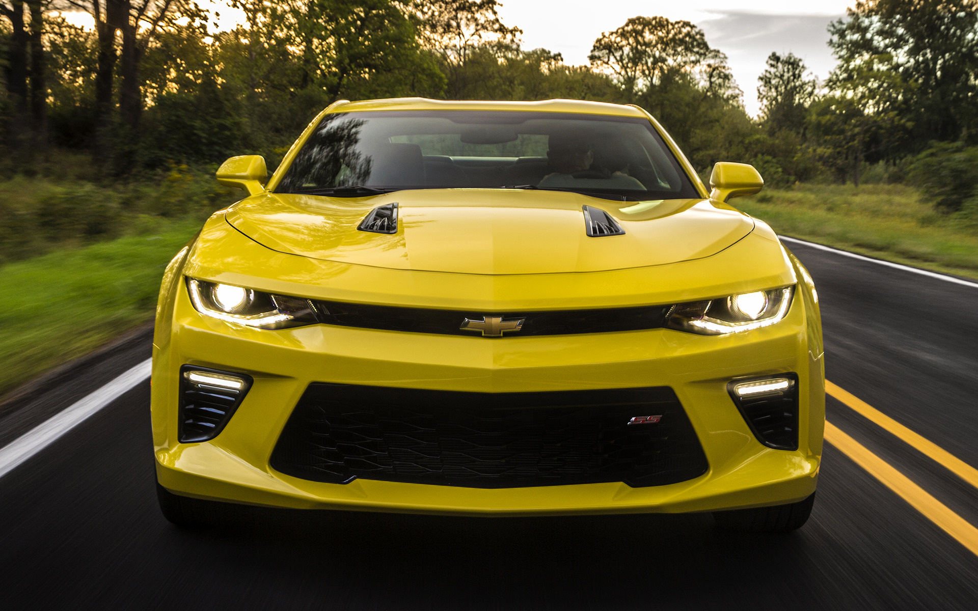 Cars Wallpaper Hd For Desktop 2015 2016 Chevrolet Camaro Ss Wallpapers And Hd Images Car