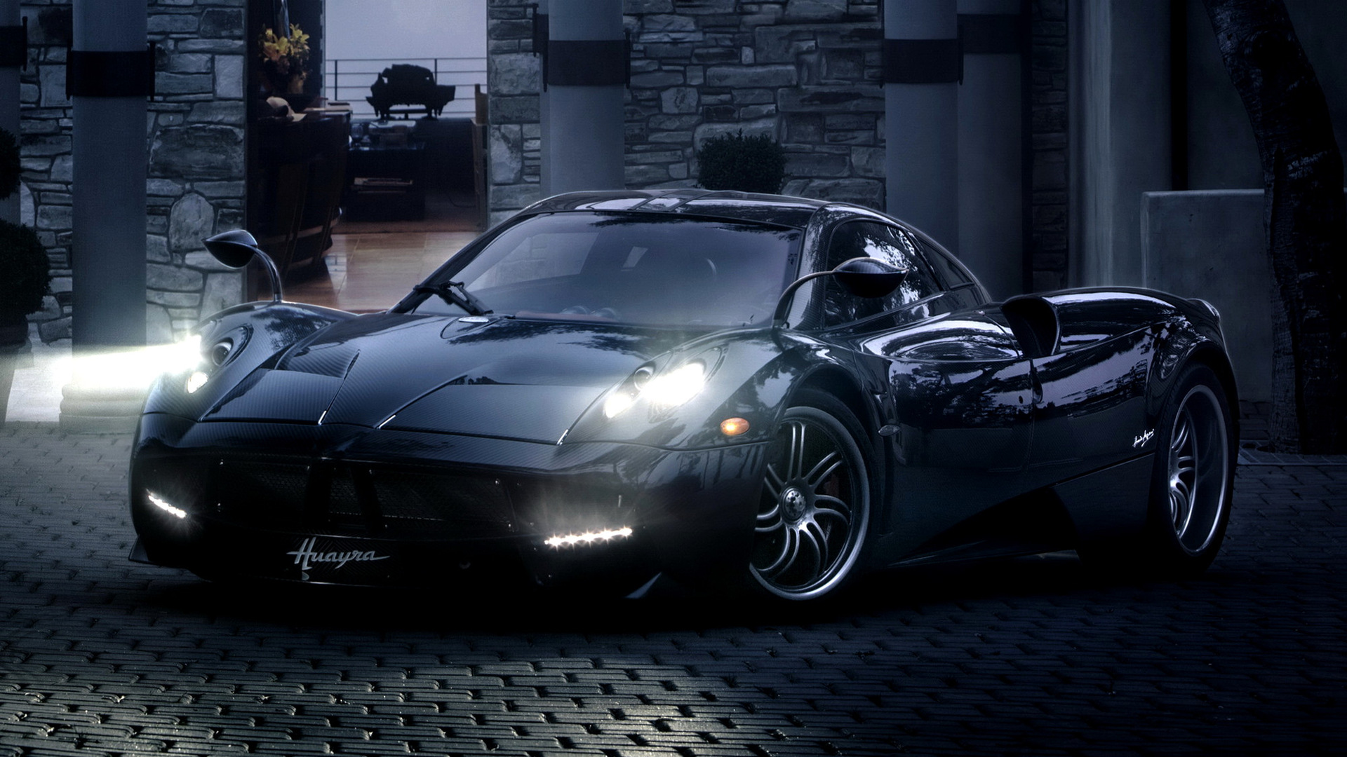 Pagani Huayra Hd Wallpaper 2013 Pagani Huayra Us Wallpapers And Hd Images Car Pixel