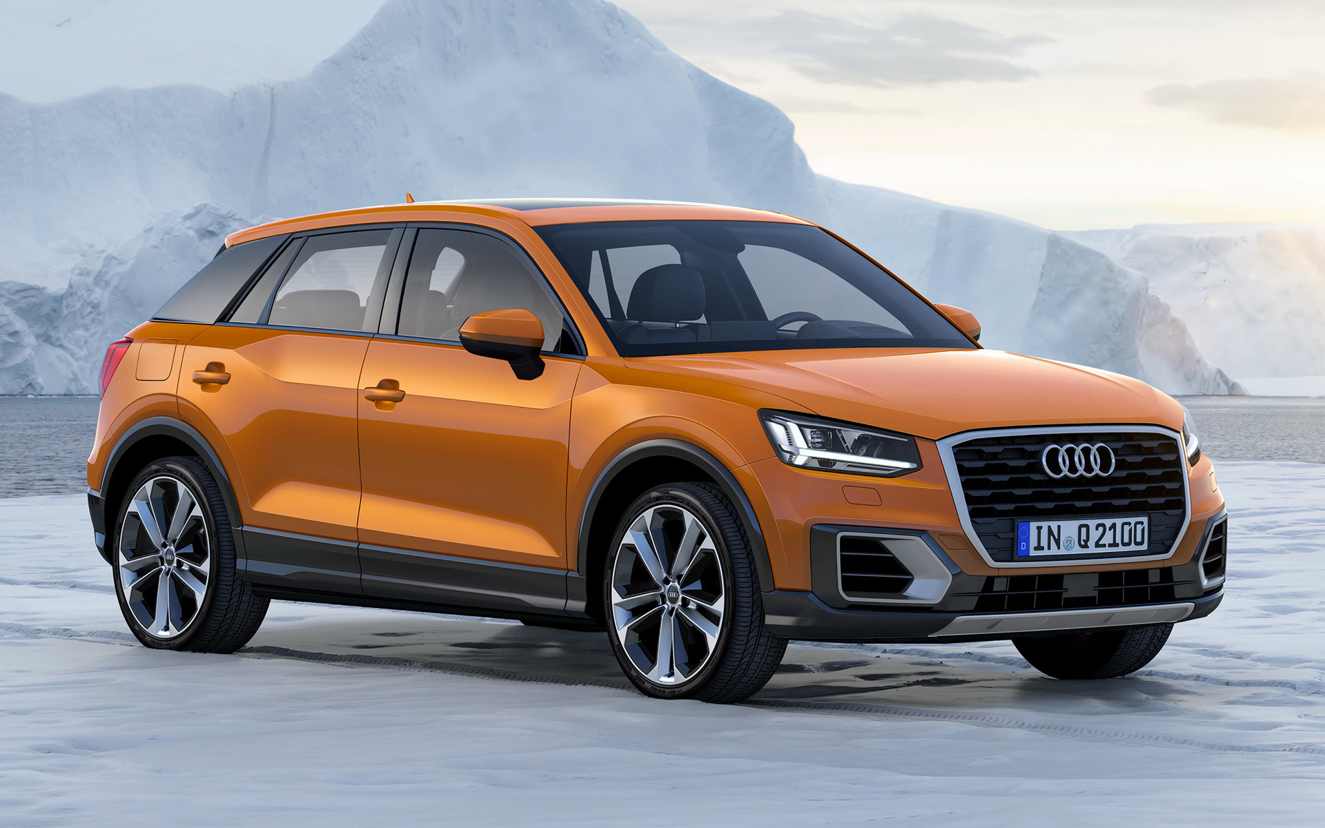 Audi Q2 2016 Wallpapers and HD Images  Car Pixel