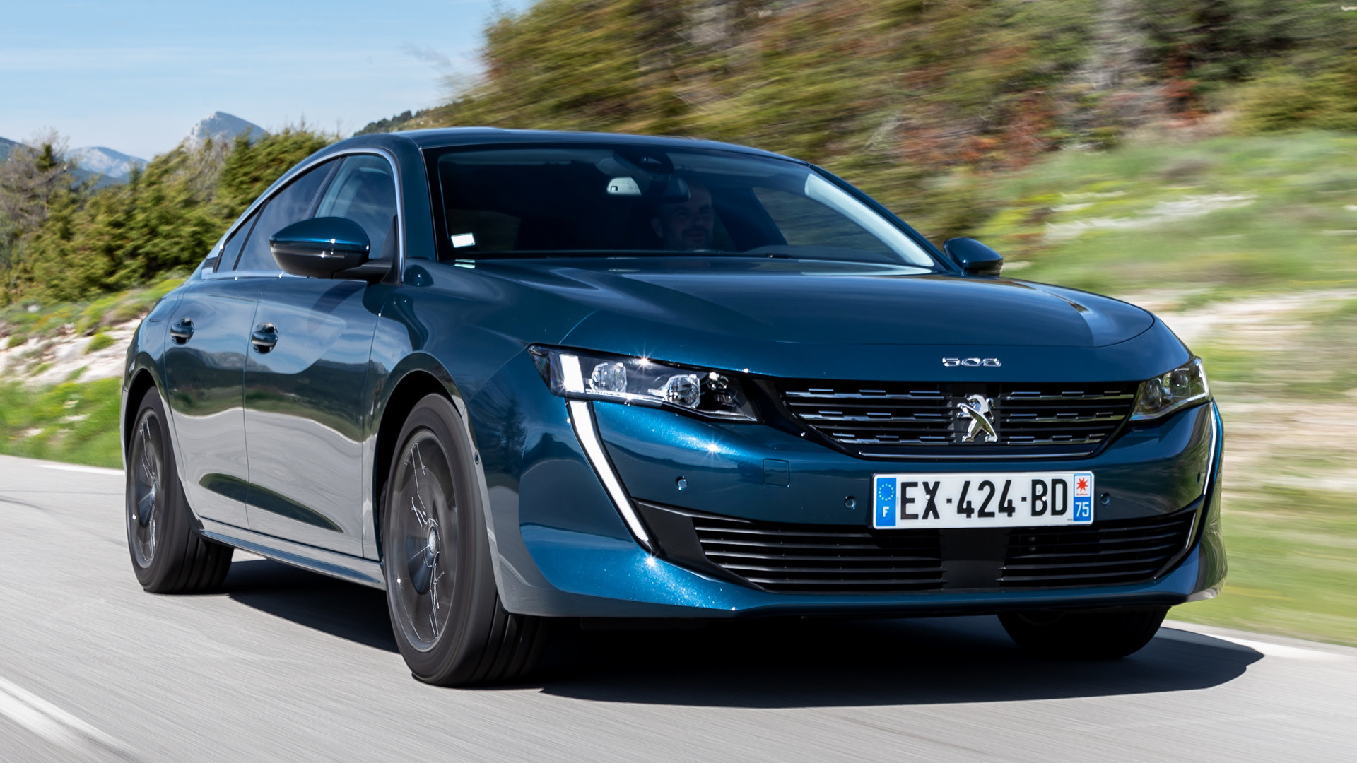 2018 Peugeot 508 Wallpapers And Hd Images Car Pixel