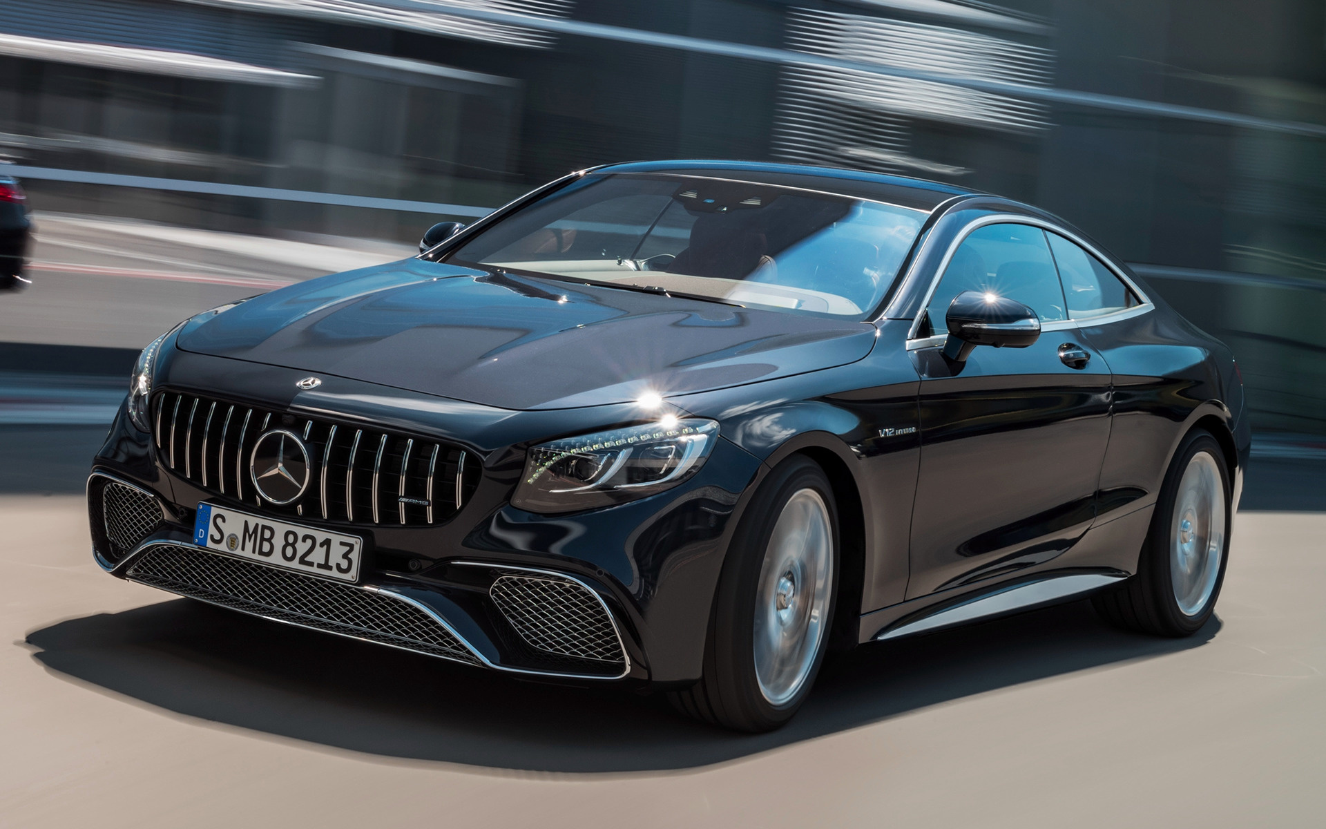 Mercedes AMG S 65 Coupe 2018 Wallpapers And HD Images