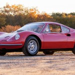 1969 Dino 246 Gt Wallpapers And Hd Images Car Pixel