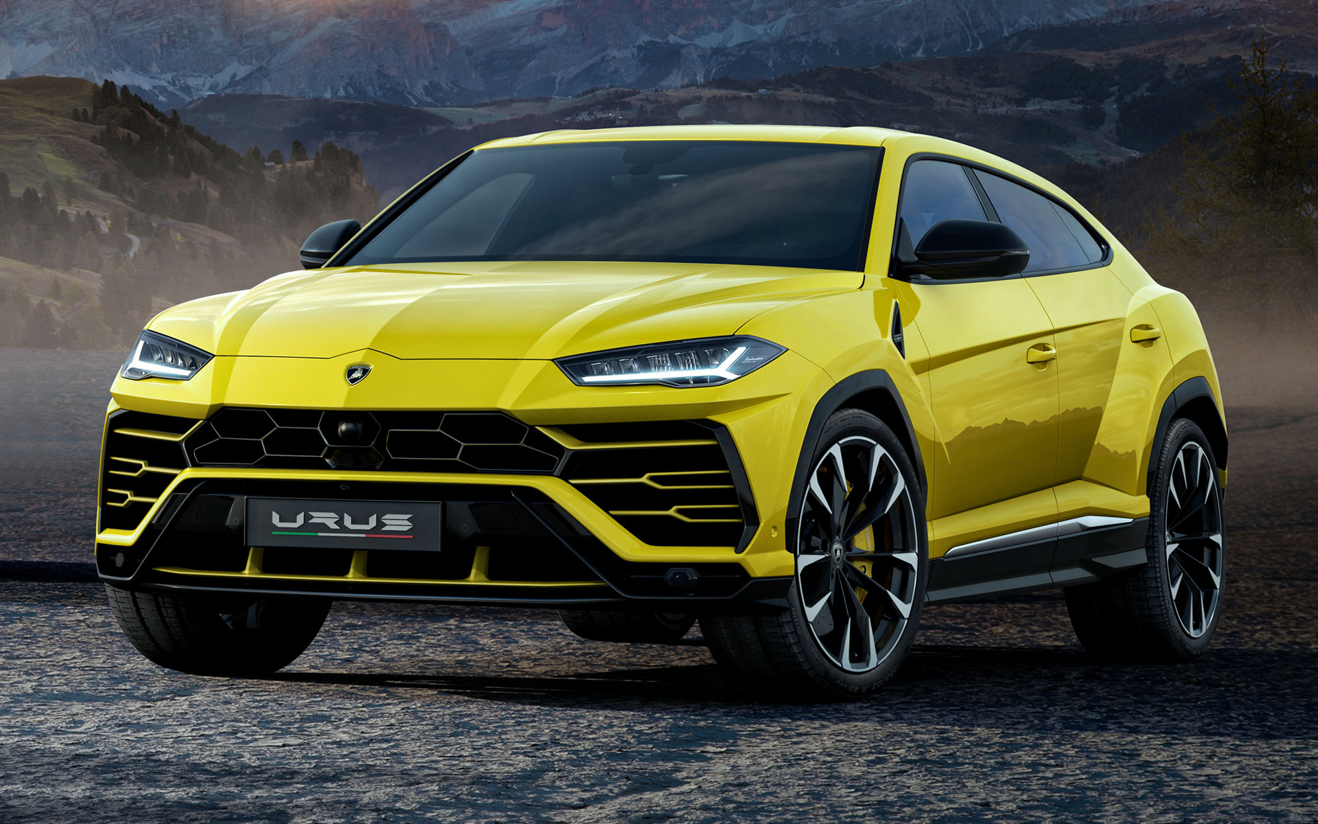 2018 Lamborghini Urus Wallpapers And Hd Images Car Pixel