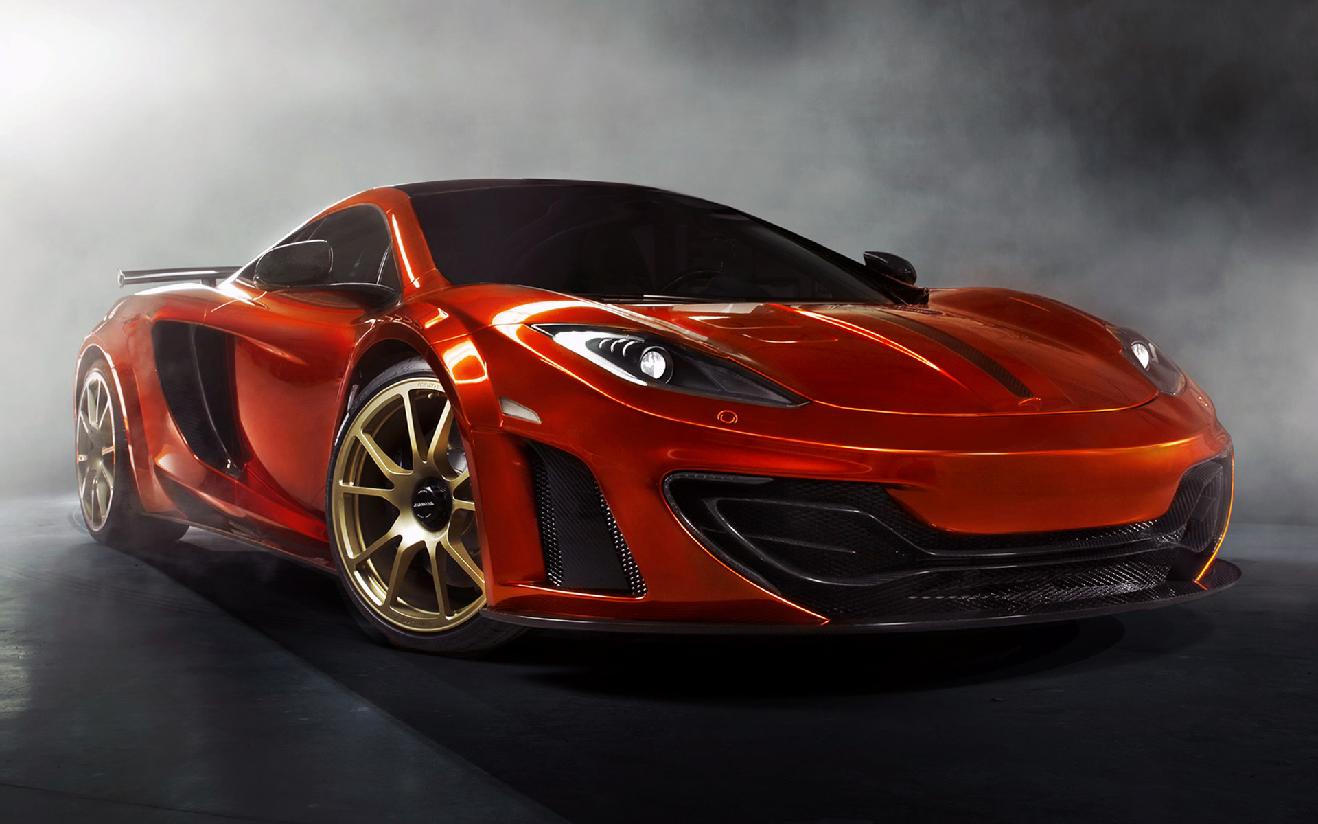 2012 Mclaren Mp4 12c By Mansory Wallpapers And Hd Images Car Pixel