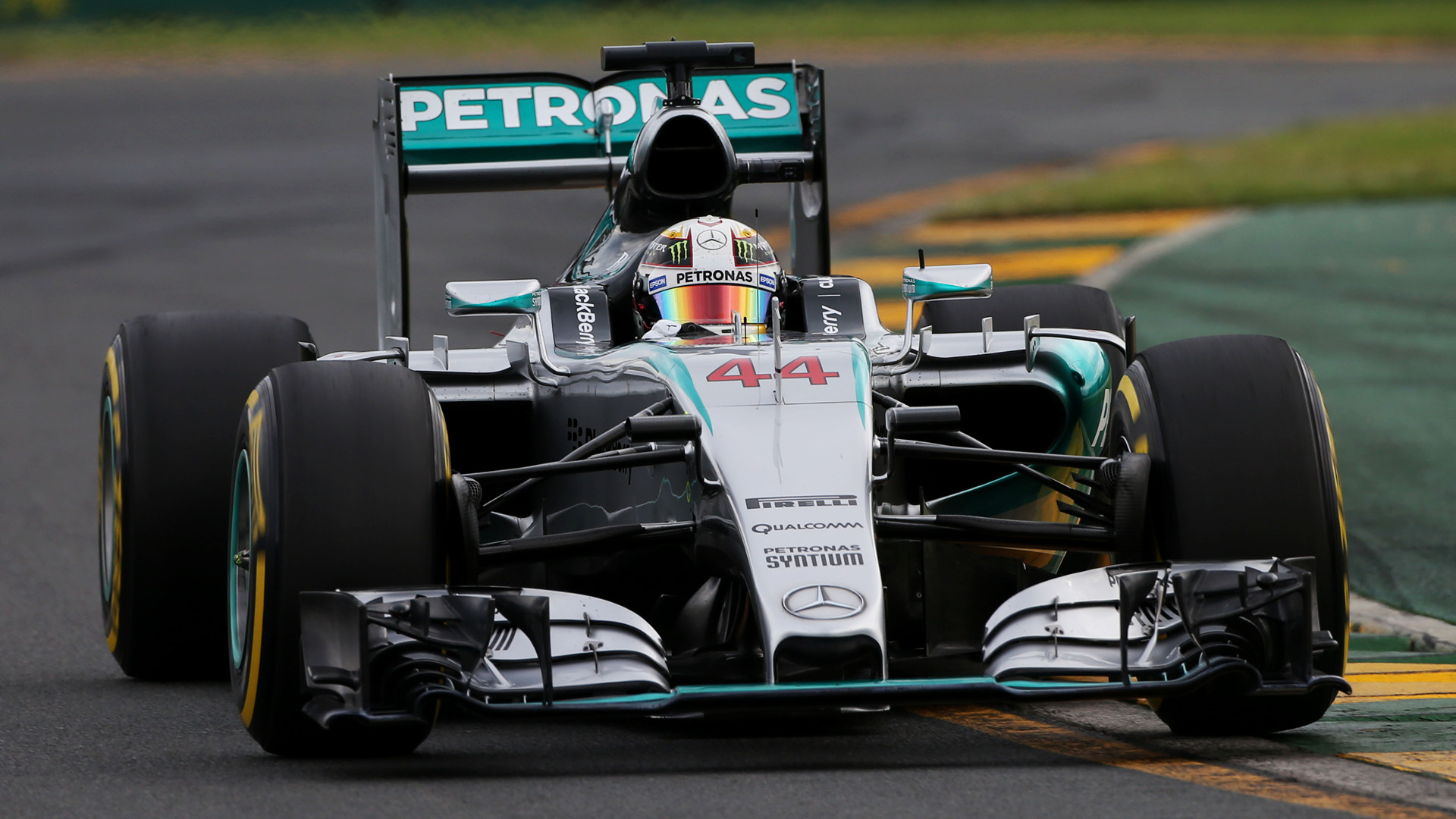 2015 Mercedes AMG F1 W06 Hybrid Wallpapers And HD Images