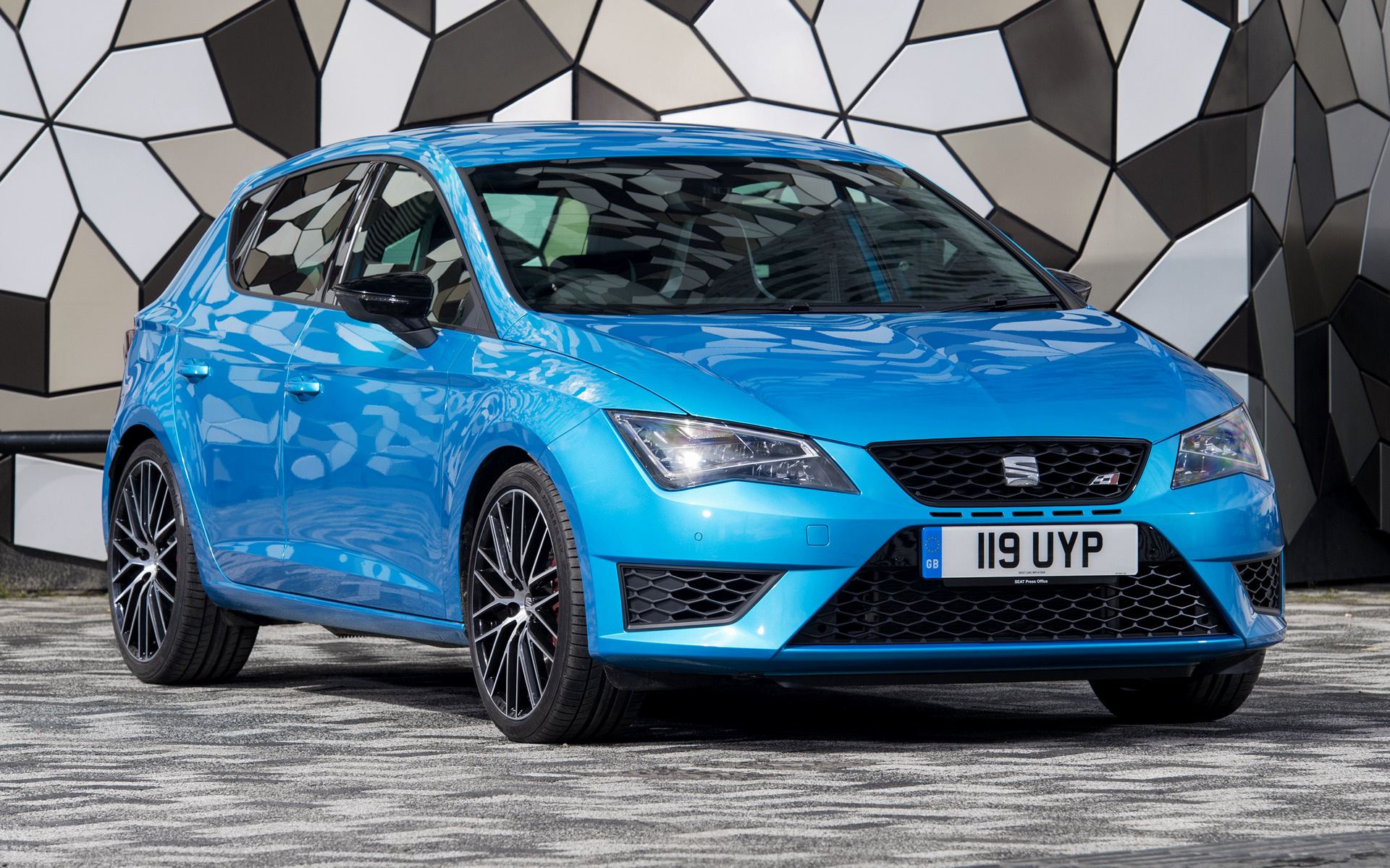 2016 Seat Leon Cupra 290 Uk Wallpapers And Hd Images
