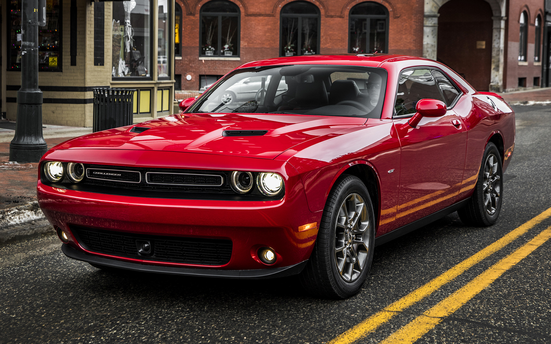 Genesis Car Wallpaper 2017 Dodge Challenger Gt Wallpapers And Hd Images Car