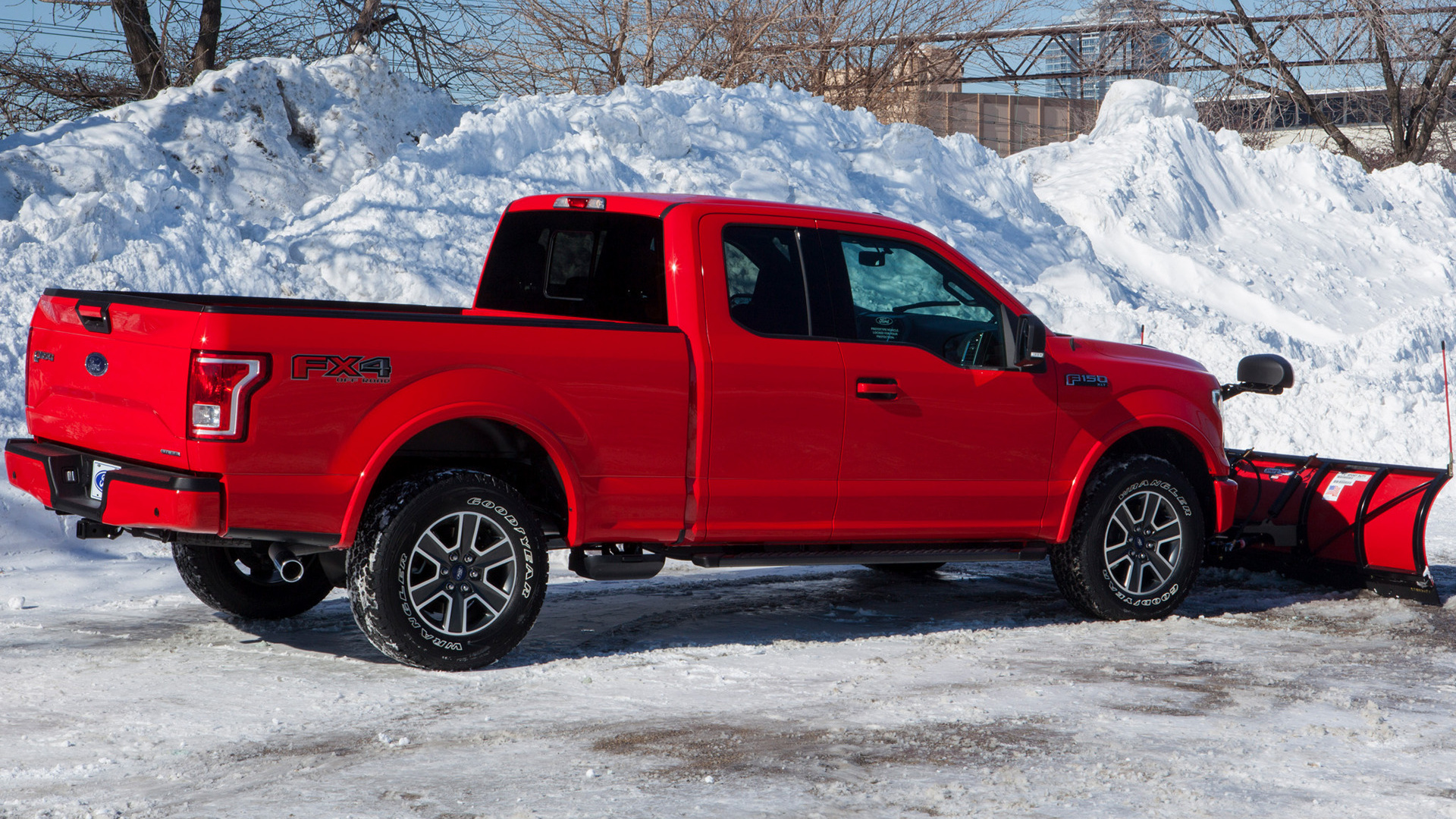 2015 Ford F150 XLT FX4 SuperCab  Wallpapers and HD Images  Car Pixel