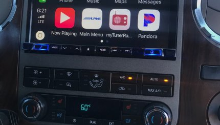 alpine archives carplay life apple carplay news. Black Bedroom Furniture Sets. Home Design Ideas