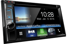 Kenwood DDX8016DAB_L_GUI_CarPlay