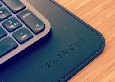 Satechi Eco-Leather Deskmate Desktop Mat Review