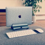 Satechi Aluminum Vertical Laptop Stand Review