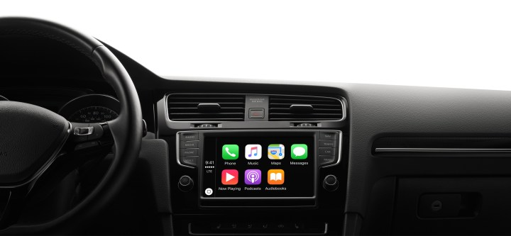Apple CarPlay Dash VW