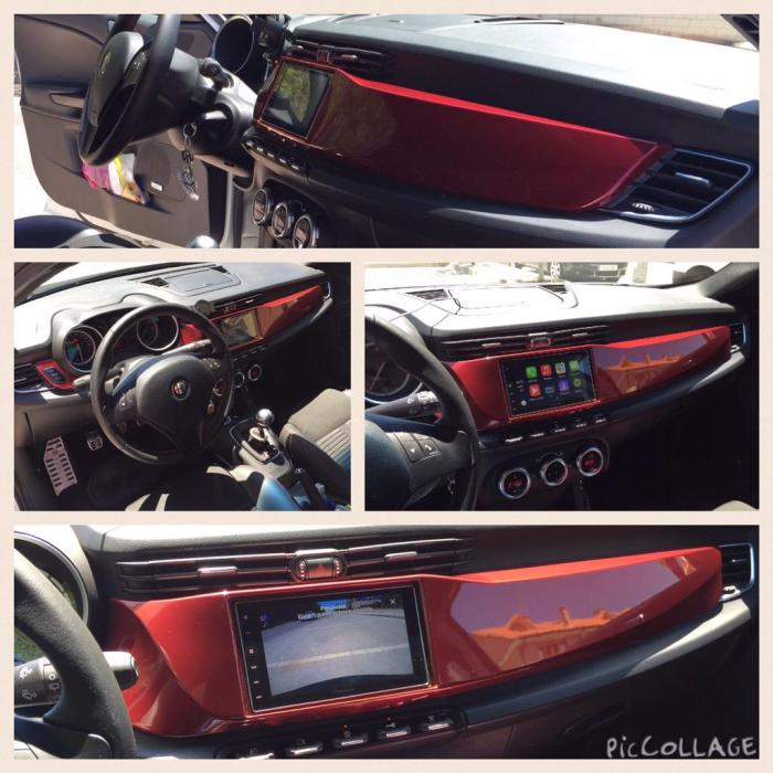 CarPlay Life Install Alpha Giulietta