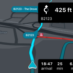 Waze Apple CarPlay Update Fixes Speed Limit Bug For Right Side Dock Users