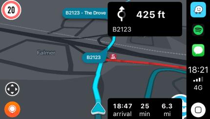 Waze – CarPlay Life – Apple CarPlay News, Installs, Apps and Reviews