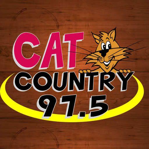 CarPlay App: Cat Country 97.5
