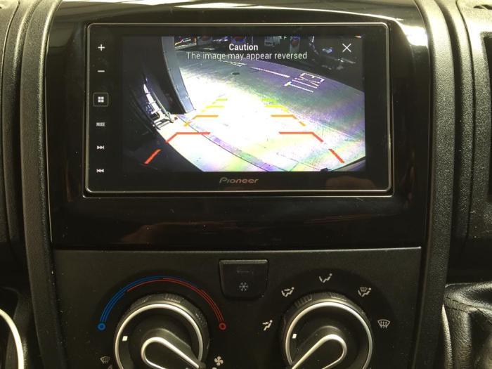 Citroen Relay CarPlay