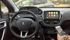 carplay installs alpine ilx 700 007 in a nissan altima. Black Bedroom Furniture Sets. Home Design Ideas