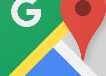 CarPlay App: Google Maps