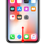 How to: Auto Scroll Back to Your First Screen on Apple iPhone X