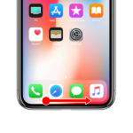 How to: Quickly Go Back to the Last Used App on iPhone X
