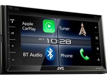 JVC KW-V820BT CarPlay Receiver Review