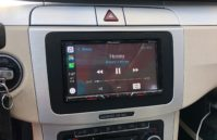 CarPlay Installs: Pioneer AVH-2400NEX in a 2009 Volkswagen CC