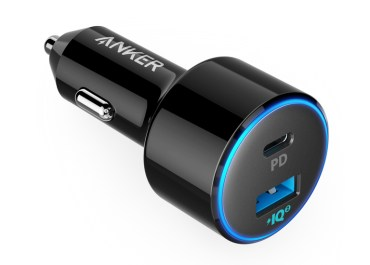 Anker PowerDrive Speed+2 USB-C In-Car Charger Review